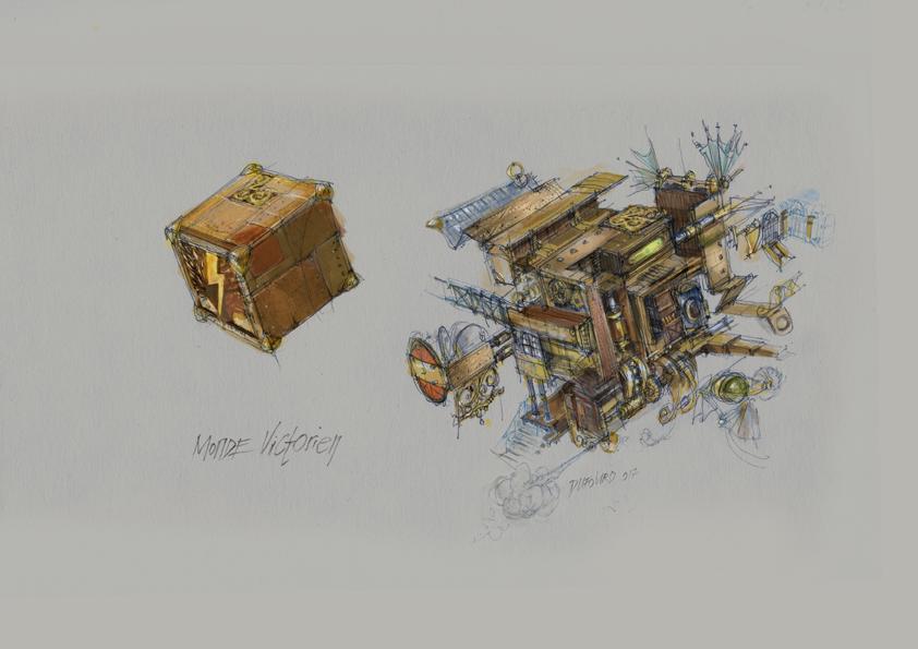 cube Victo concept 1